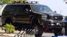 Ford Excursion, Lifted Ford, Trucks, Vehicles, Cars And Trucks, Truck, Car, Vehicle, Tools