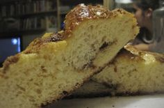 Trenza de canela Te enseñamos a cocinar recetas fáciles cómo la receta de Trenza de canela y muchas otras recetas de cocina..