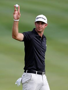 After enduring a number of close calls at major tournaments, Dustin Johnson…
