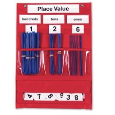 using bundles of straws to teach place value