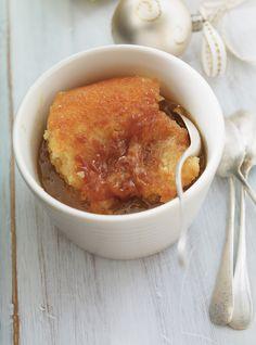Recette de Ricardo de pouding au sucre à la crème Pudding Desserts, Pudding Cake, Pudding Recipes, Mini Desserts, Delicious Desserts, Cake Recipes, Yummy Food, Ricardo Recipe, Desserts With Biscuits