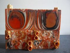 "Fall soap "" FIRE""  https://www.facebook.com/desperatesoapwife.net"