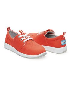 Another great find on #zulily! Fiesta Canvas Del Rey Sneaker - Youth #zulilyfinds