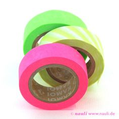 neon tape to accessorize everything