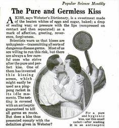 Germless Kiss