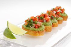 Avocado and Pico de Gallo Snack - Recipe