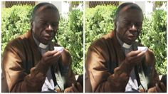 9JABREEZELAND: Anglican priest threatens to kill his wife with an...