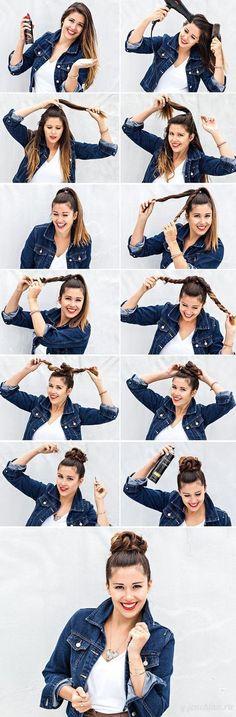 причёски на длинные волосы в домашних условиях зачіски для довгого волосся long hair