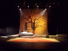 The Crucible -  Kosie Smit - Set and Lighting Design