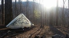 Appalatian trail. Springer mountain to franklin