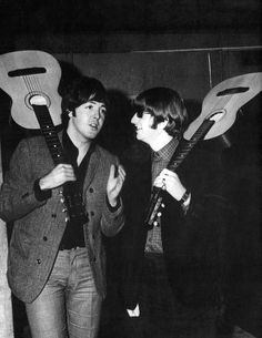 Paul and Ringo!