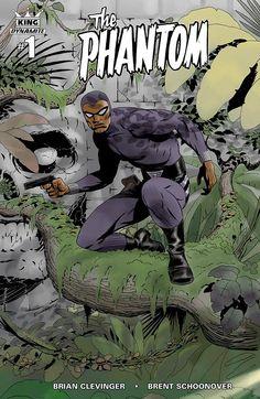 The Phantom #1 by Darwyn Cooke *