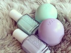 Essie And E.O.S's