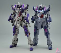 HGBF 1/144 Denial Gundam - Customized Build     Modeled by Boy Alexi