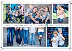 Phoenix Urban Family Portraits - The K Family!
