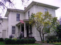 Herbert Hoover's Home in Newberg Herbert Hoover, Oregon Waterfalls, Evergreen Forest, American Presidents, Covered Bridges, Wine Country, Pacific Northwest, Day Trips