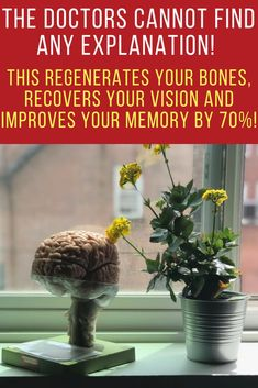 These natural tips will help you strengthen your memory, as well as make your brain work faster and regenerate your bones. Try them in your daily diet and you will not regret it! Natural remedies   Natural medicine   Remedies natural   Natural cure   Natural herbal remedies   Natural health remedies   natural pain remedies #naturalremedies #remedies #naturalcare