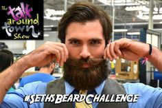Donate to the Bearded Man's cause
