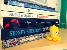 My books! Acesse o blog> www.chaeamor.com