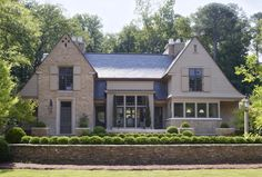 McAlpine Tankersley Architecture Mountain Brook Home - McAlpine Tankersley Architecture