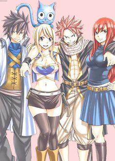 True friends #Fairy Tail