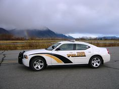 Palmer Police, Alaska. Nice cars....fast. Officers....not so nice.   LOL