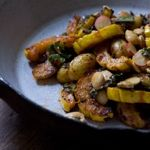 Roasted Delicata Squash Salad Recipe