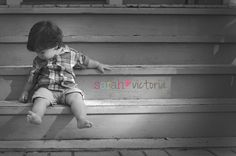 One year old boy Friendswood, Tx Sarah Victoria Photography