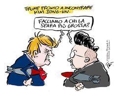 Incontro tra Trump e Kim Jong un...