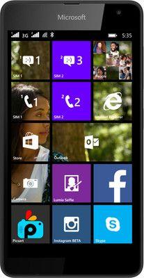 Microsoft Lumia 535 DS (Black, 8 GB)  buy now @ 8900 http://dl.flipkart.com/dl/microsoft-lumia-535-ds/p/itme7zjjkxykggdj?pid=MOBE26K6ZSYBHGRY&srno=b_1&affid=chandansh1