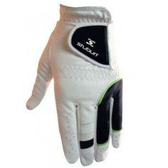 Stuburt Mens All Weather Golf Glove Mens LH White Medium Mens LH White Medium