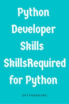 Resume Skills, Learn Programming, Python, Computers, How To Become, Earth, Learning, Self Help, Studying