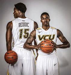 VCU upgrades their basketball uniforms