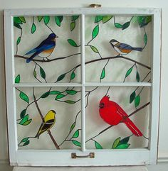 346 Best Old Window Glass On Glass Mosiacs Images Mosaic