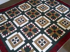 Missouri Star Quilt | Missouri Star Quilt Company This quilt top was finished in 2004, and ...