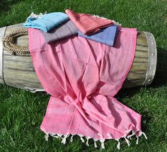 Fouta Towel Towel Peshtemal Bath Towel Peshtemal by Ottomaniacs, $17.99