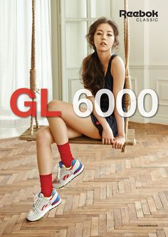 [OFFICIAL] Wonder Girls' SoHee – Reebok Classic 2013 TVCF CAMPAIGN, GL 6000 ⓒReebok Classic http://shop.reebok.co.kr