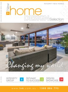 New Home Design Selection Magazine