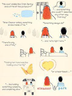 Eleanor & Park: brilliant book