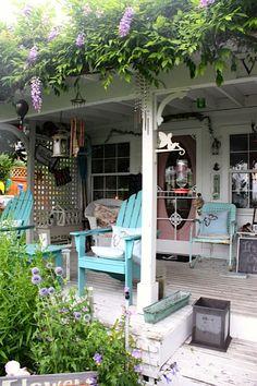 My Sweet Savannah: ~an eclectic beach bungalow~