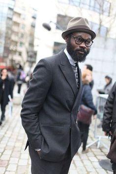 Paris Men's Fashion Week [Photo by Kuba Dabrowski]