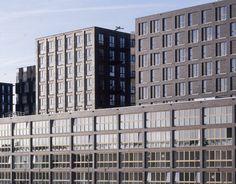 De Loodsen, Amsterdam - KENK architecten