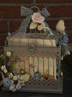 Album in the birdcage