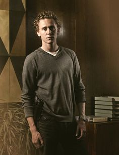 Wallander - Magnus Martinsson (Tom Hiddleston)