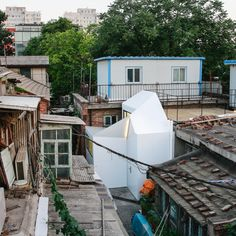 Beijing-based People's Architecture Office (PAO) was founded by He Zhe, James Shen and Zang Feng in 2010, and consist of an international team of architects,...