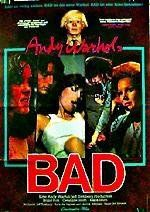 """In Andy Warhol's 1977 comedic horror """"Bad"""", a hairdresser named Hazel Aiken runs a beauty salon in her house and makes extra money by providing hitmen with hit jobs. The narrative includes multiple side-plots pertaining to characters involved in these crimes.  Streaming on MovieZoot.com: http://moviezoot.com/movies/bad/"""