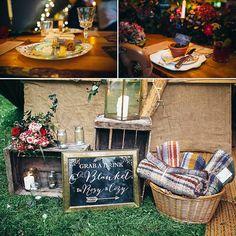 English Country Garden Wedding Inspiration   Totally Tipi   Snuggle blankets   Winter shoot