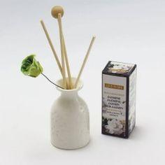 Aromatizador de Ambientes Vaso de Flor Verde - Pequeno