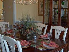 Dining room. http://www.atlanticbuilders.com
