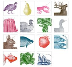 Thornback-and-Peel-napkins on florencefinds.com